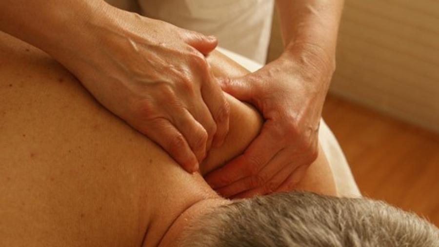 Massage nek schouders